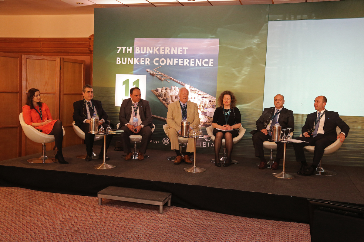 PMII at the 9th East Med Oil and  Gas Exhibition and at the 7th Bunkernet Bunker Conference